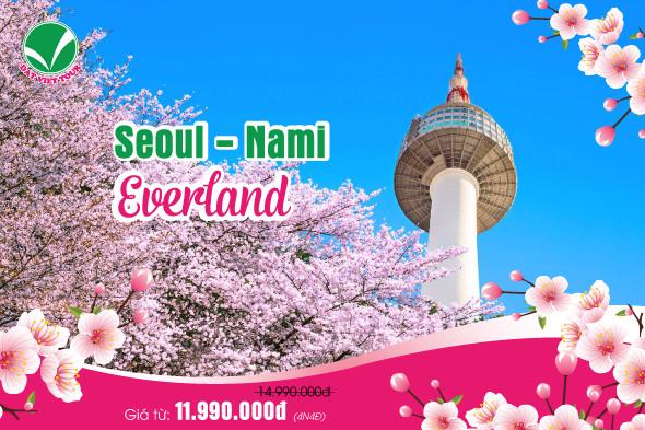Hàn Quốc khuyến mãi